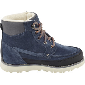 Viking Kjenning GTX Shoes Junior Dark Blue/Charcoal